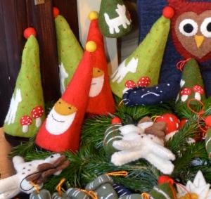 Koln Christmas Markets - Felted Close-up