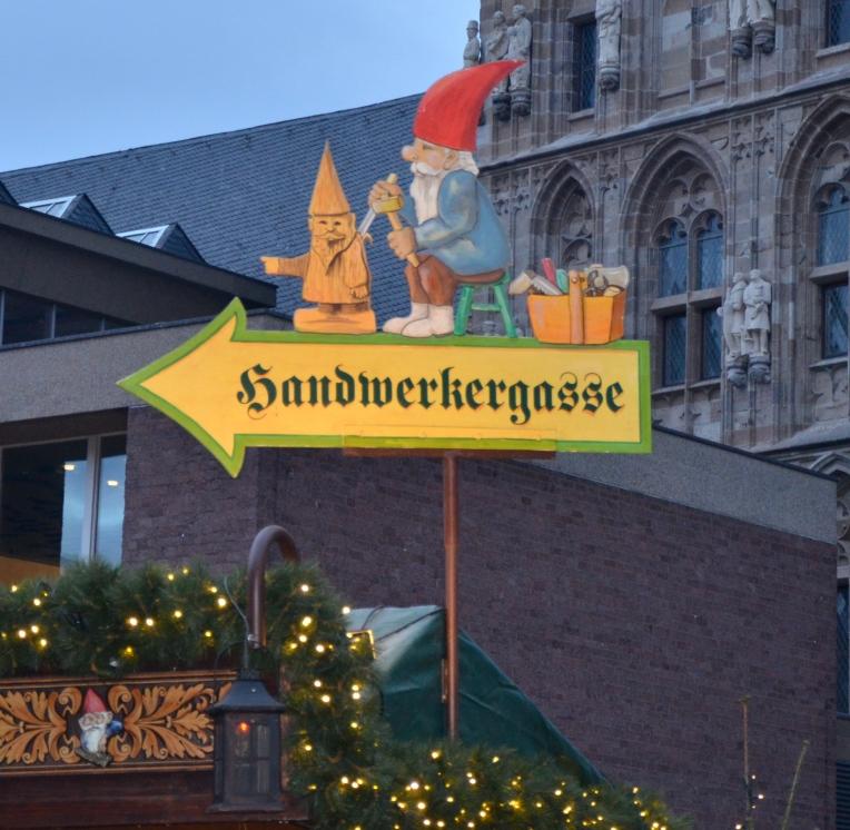 Cologne Gnome Market