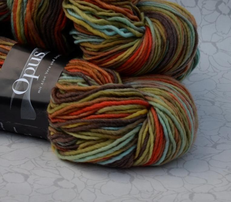 Zitron yarn