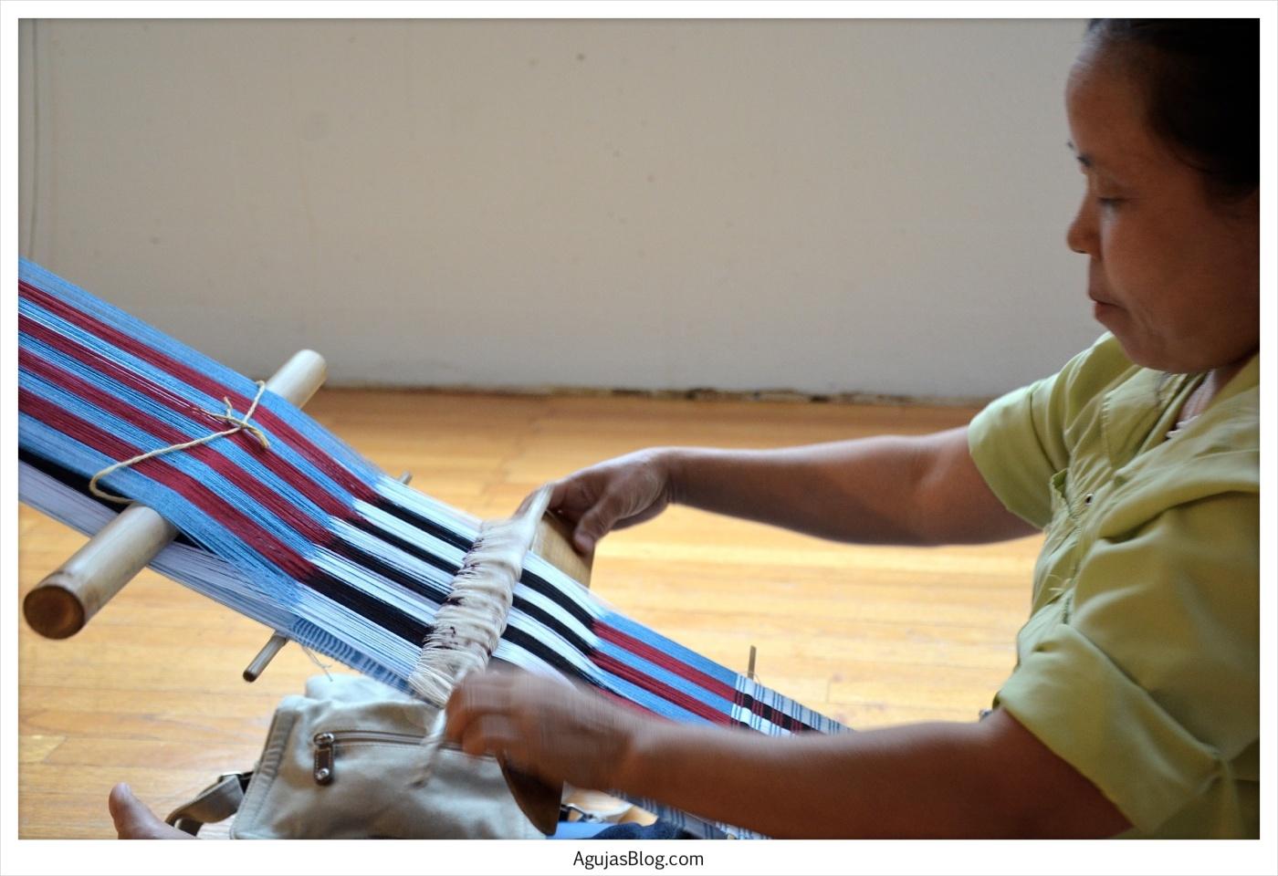 Weaving Home Exhibit