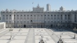 Courtyard of the Palacio Real.