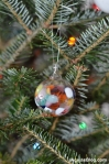 Glass Christmas Ornament 1