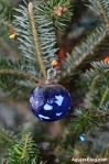Glass Christmas Ornament 2