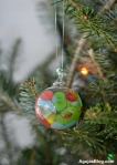 Glass Christmas Ornament 4