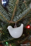 Glass Christmas Ornament 5