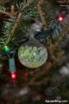 Glass Christmas Ornament 6