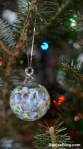 Glass Christmas Ornament 7