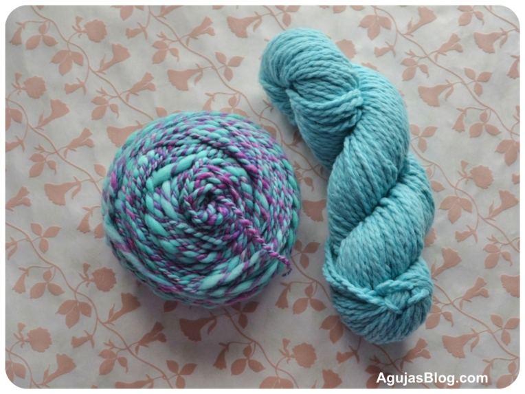 Yarn for Funky Retro Knit Hat
