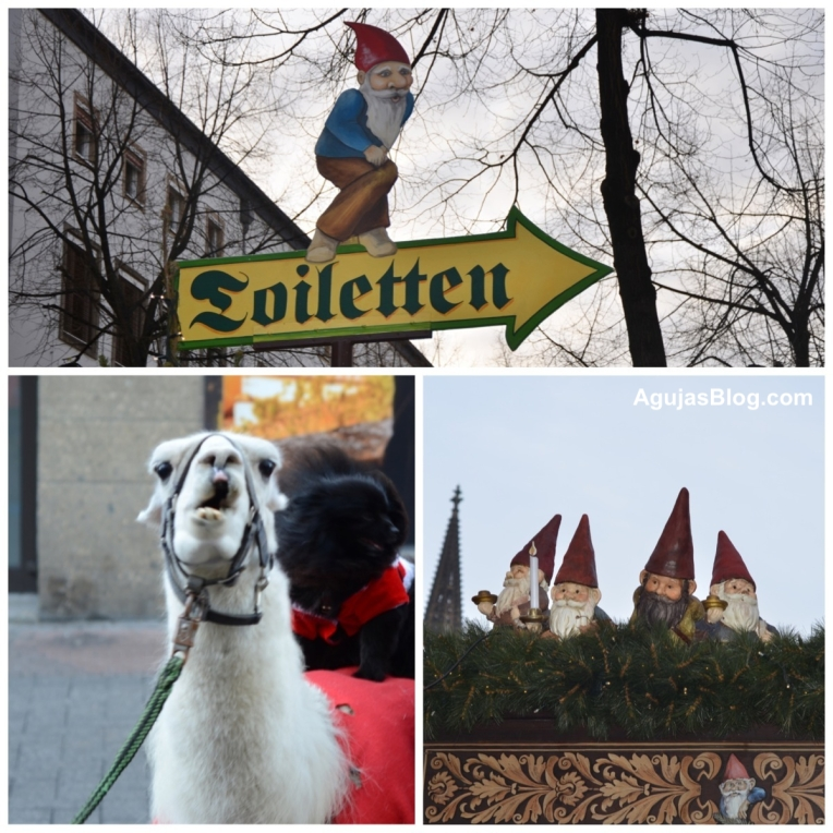 Köln Christmas Markets - Collage 2