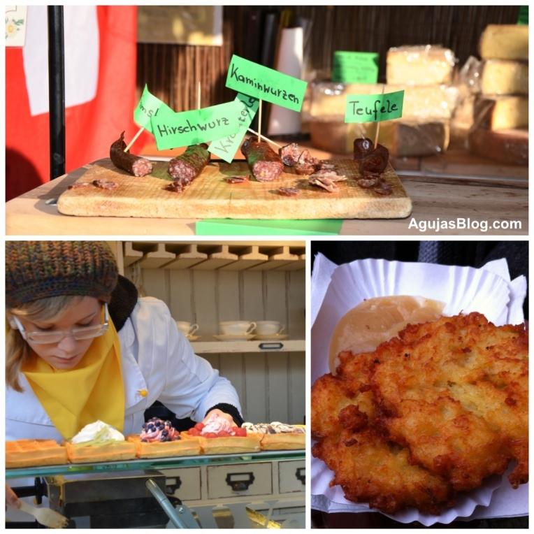 Köln Street Food - Collage