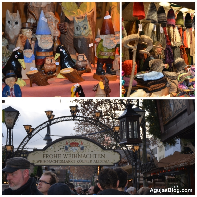 Köln Christmas Markets - Collage 1