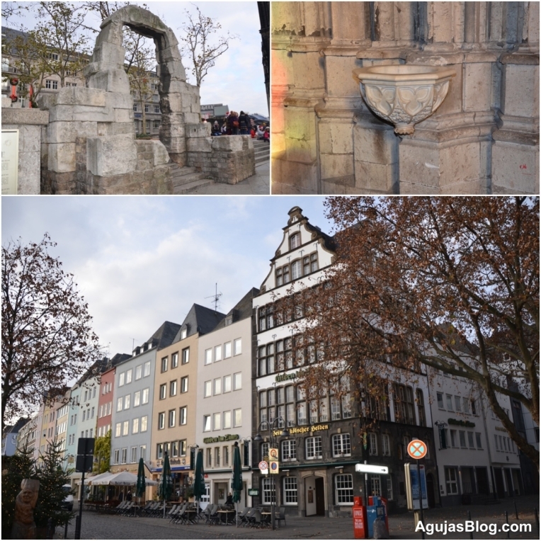 Köln Buildings - Collage 1
