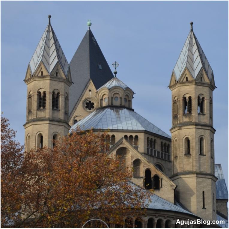St. Aposteln Church, Köln, Germany
