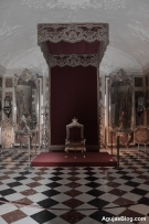 The throne room in Rosenborg Castle. I told my husband that clearly we needed one in the house. He just gave me a funny look and kept walking.