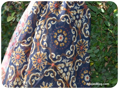 Silk Scarf from Bangkok 6