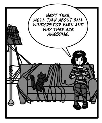 The Knit Princess 2009-03-07
