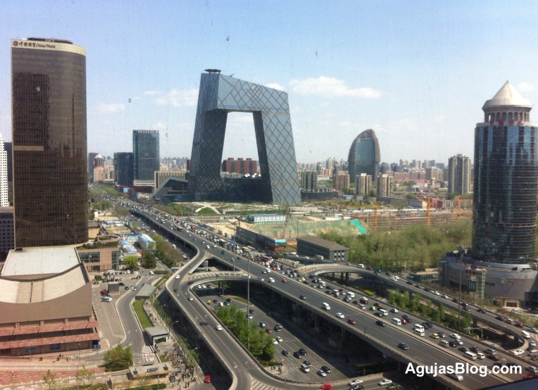 China Central Television (CCTV) Headquarters, Chaoyang District, Beijing, China
