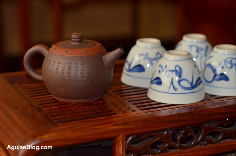 Tea Set, Beijing, April 2013