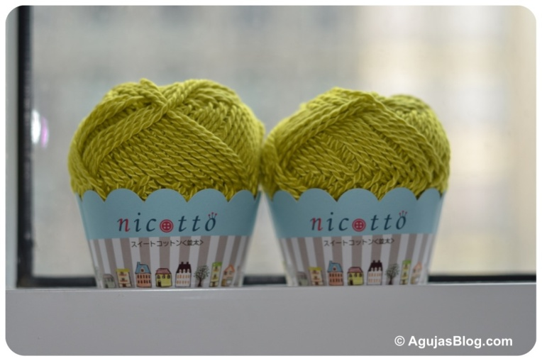 Nicotto Yarn 1