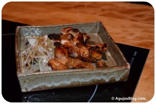 Tokyo - Kurosawa Restaurant - Chicken Teriyaki