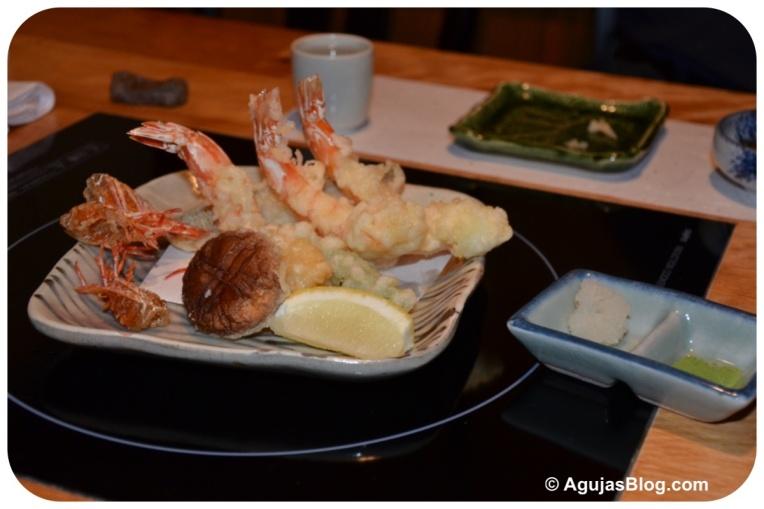 Tokyo - Kurosawa Restaurant - Tempura