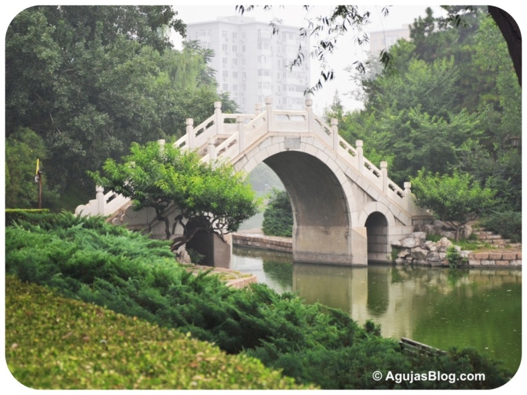 Jie Xiu Bridge.