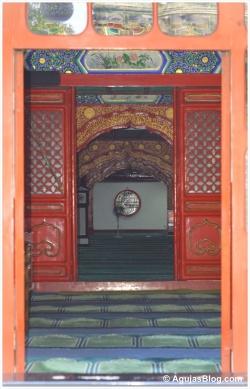 Niujie Mosque - Worship Hall