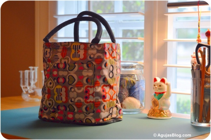 China Knitting Bag