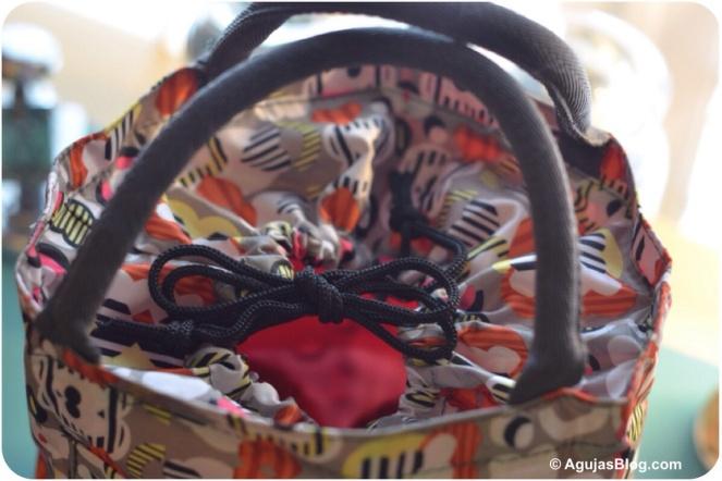 China Knitting Bag Drawstring