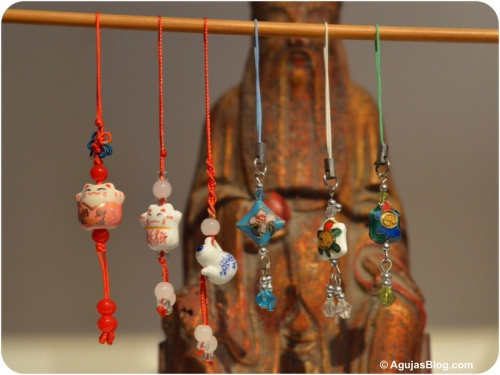 China Charms/Stitch Markers