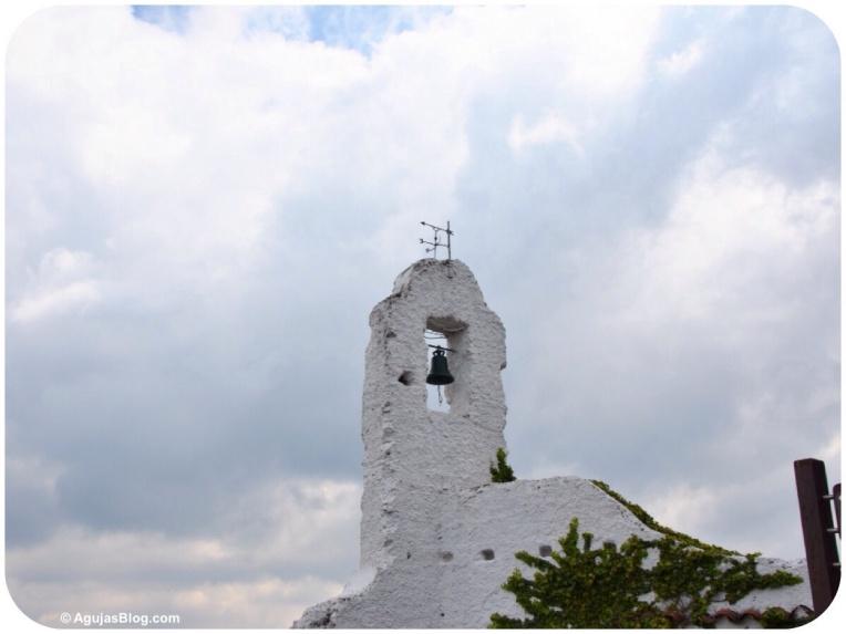 Bell at Monserrate Peak