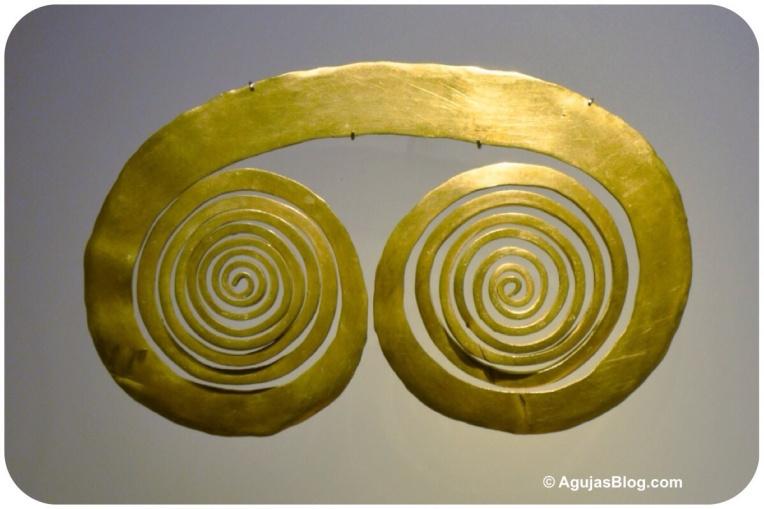 Museo de Oro - Circular Symbol of Time