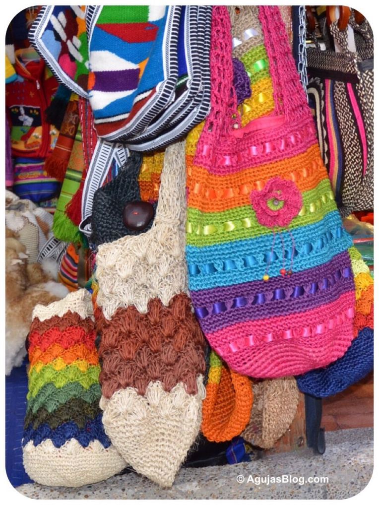Colombian Crochet Bags