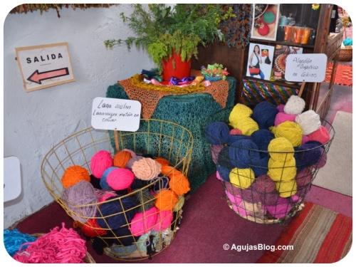 Casa Rosada - Lana Motín y Algodón Orgánico