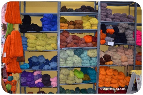 Casa Rosada - Lanas en color