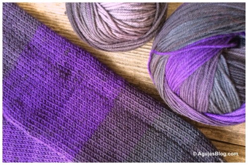 Purple Hand Warmers Close-up