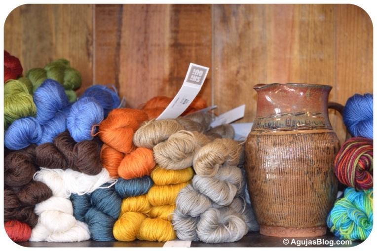 The Tinsmith's Wife - Yarn 4