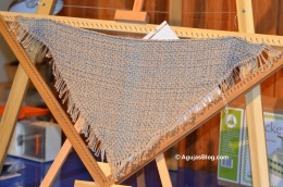Triangular Loom.