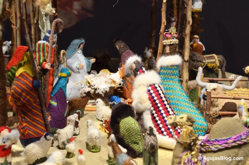 Bush Library - Nativity Scene 1