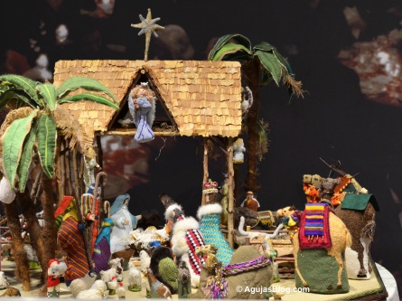 Bush Library - Nativity Scene 2