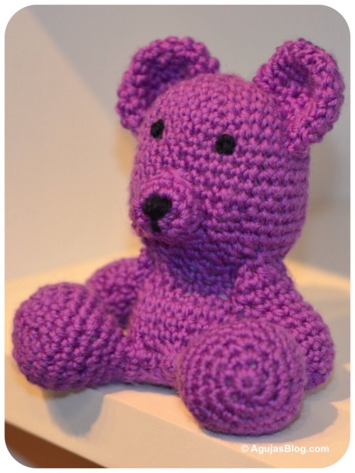 Amigurumi Bear by Victoria