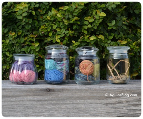 Recycled Jars - Yarn 2