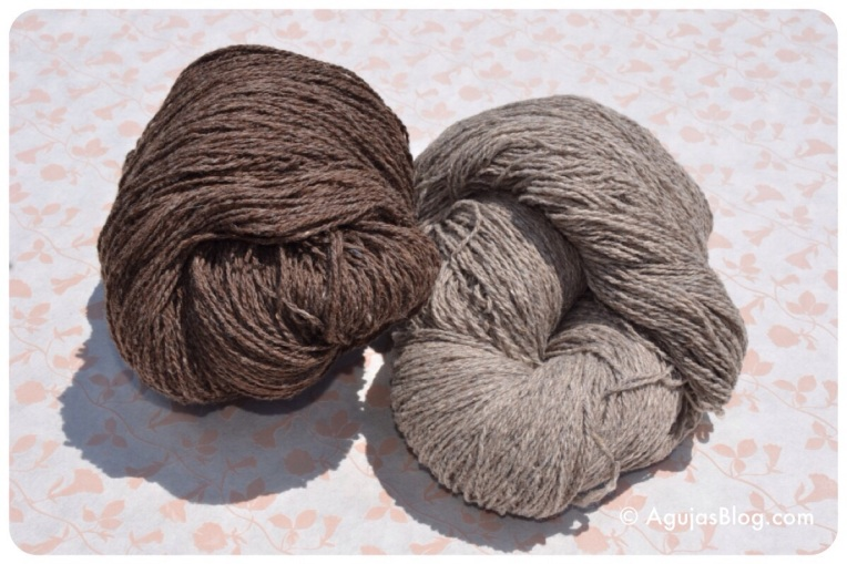 Natural undyed wool 1
