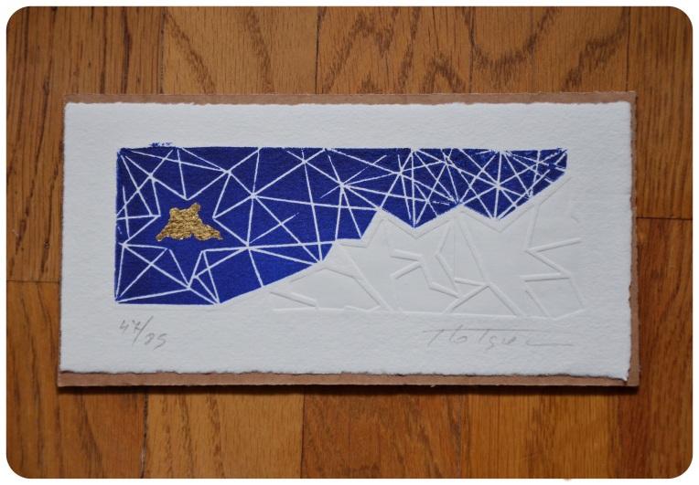 Holguera Lithograph Star