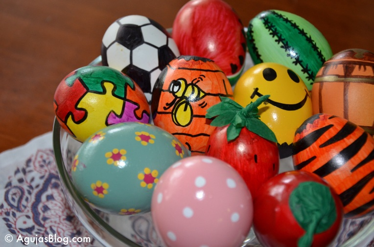 Mexican Easter Eggs