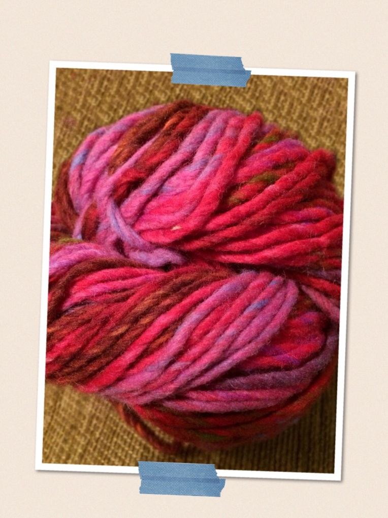 Ewe & Eye - Raspberry Yarn