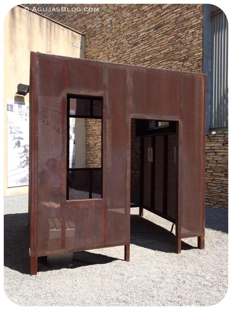 Apartheid Museum Mandela's Cell