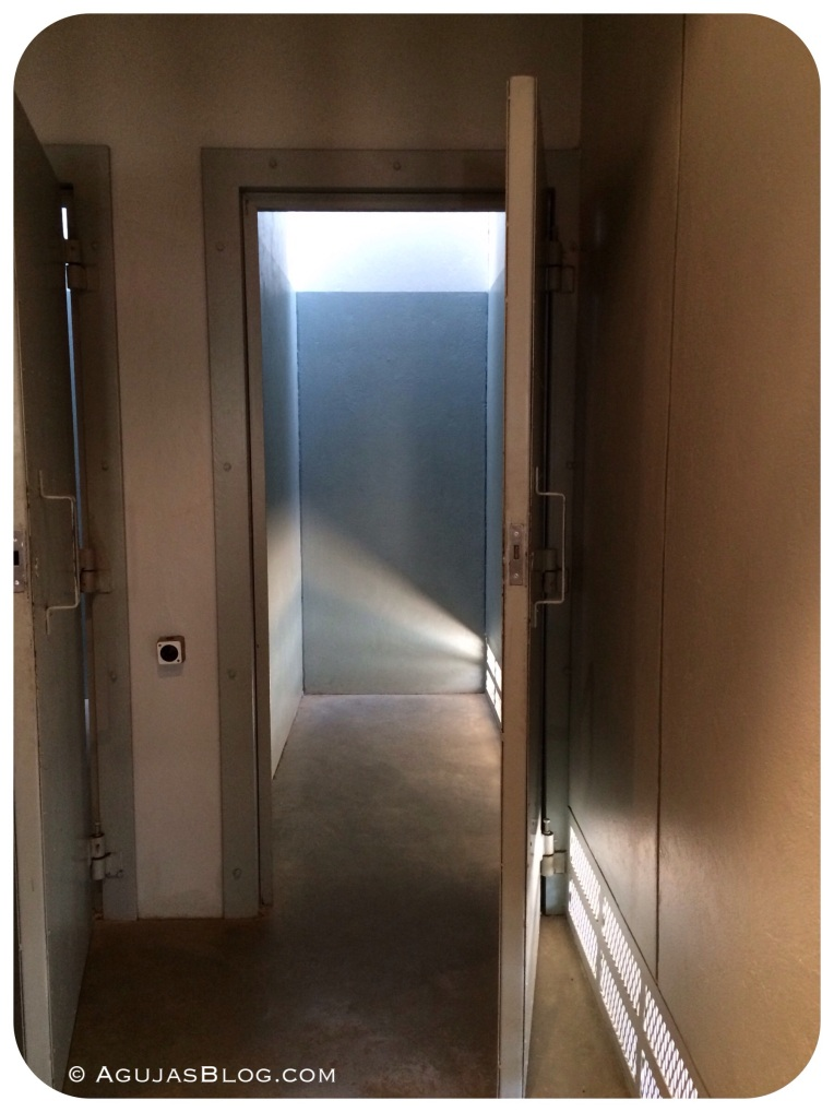 Apartheid Museum Solitary Confinement