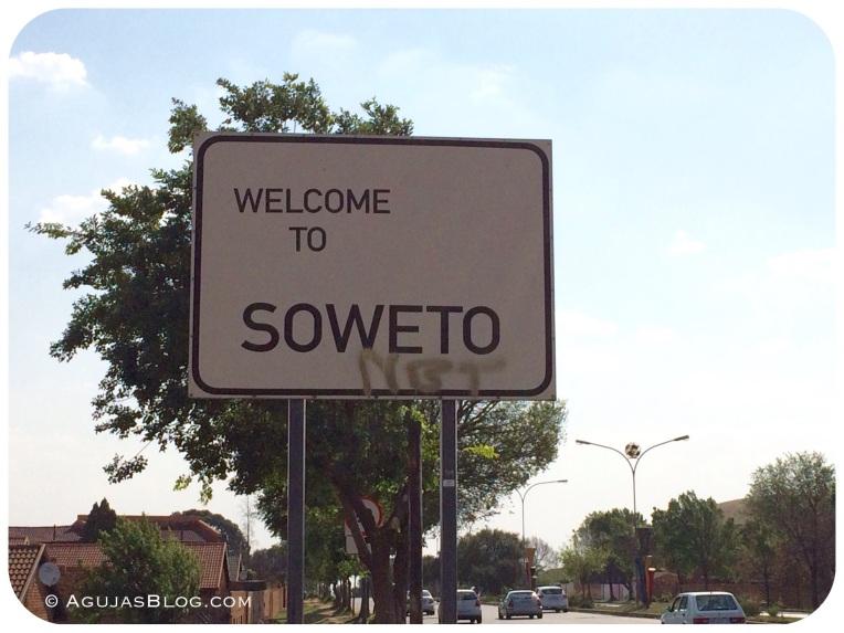 Soweto Sign