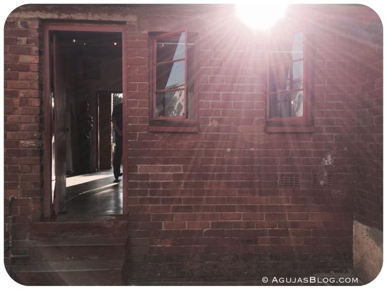 Soweto Mandela's Home Back Entry